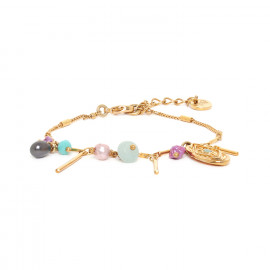 multi-dangle bracelet Marta - Franck Herval