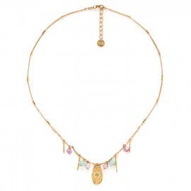 nulti-dangle necklace Marta - Franck Herval