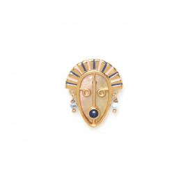 pin's masque Sacha - Franck Herval