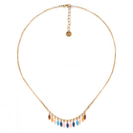 rice bead dangle necklace Sacha - Franck Herval