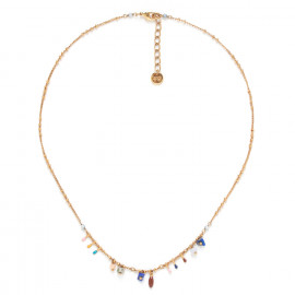 multi-dangle necklace Sacha - Franck Herval