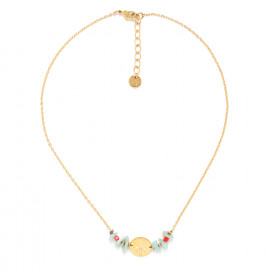 short necklace Tiwa - Franck Herval