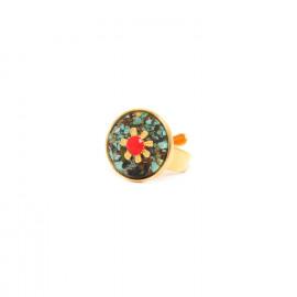small round ring Tiwa - Franck Herval