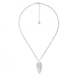 collier court pendentif feuille Bananier - Ori Tao