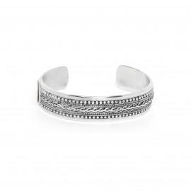 bracelet rigide inclusion de nacre Cayenne - Ori Tao