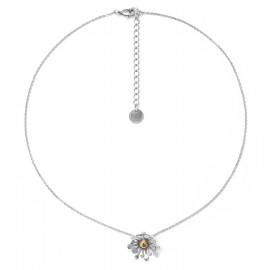 collier court petit pendentif Flower power - Ori Tao