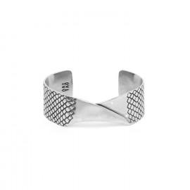 wide cuff bracelet Kalinga - Ori Tao