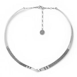 collier rigide avec chaine de sécurité Kalinga - Ori Tao