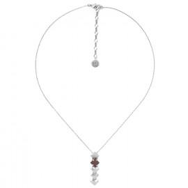 collier pendentif ébène Plaza - Ori Tao