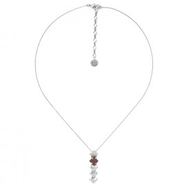 ebony pendant necklace Plaza - Ori Tao