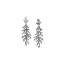 long post earrings Seaweeds - Ori Tao