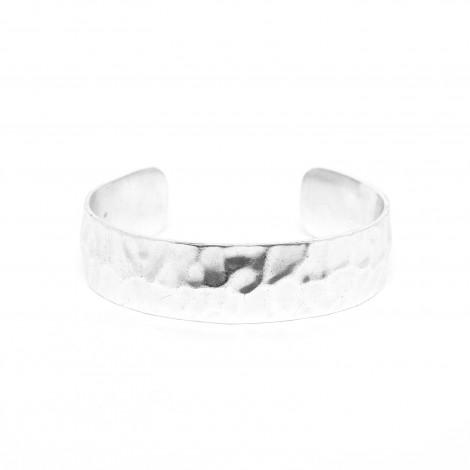 wide cuff bracelet Silex