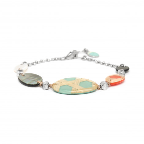 bracelet 5 éléments Cannage