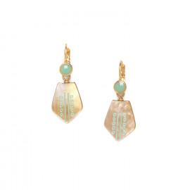 mini earrings Celadon - Nature Bijoux