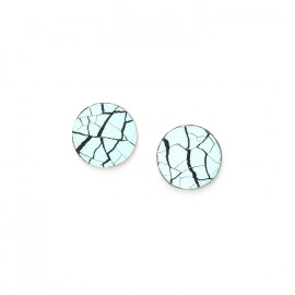 cracking egg post earrings Curacao - Nature Bijoux