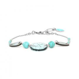bracelet 5 éléments Curacao - Nature Bijoux