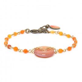 agate bracelet Fittonia - Nature Bijoux