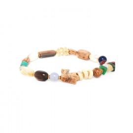 bracelet oiseau extensible Kali - Nature Bijoux