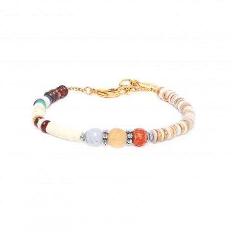 heishi bracelet Kali