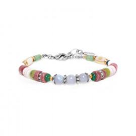 bracelet calcédoine Kali - Nature Bijoux