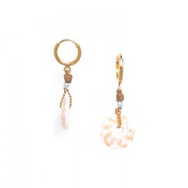 conus ring earrings Lagoon - Nature Bijoux