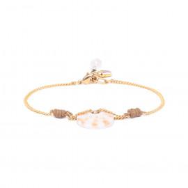 bracelet anneau de conus Lagoon - Nature Bijoux