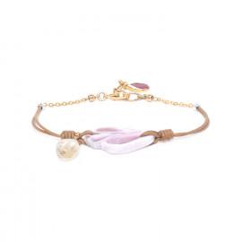 Cebu beauty shell bracelet Lagoon - Nature Bijoux
