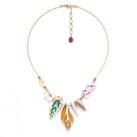 multi shell necklace Lagoon - Nature Bijoux