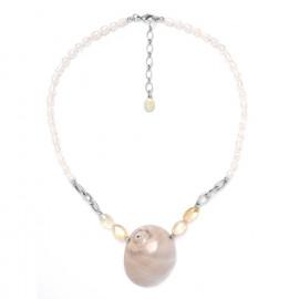 collier perles de culture Makatea - Nature Bijoux