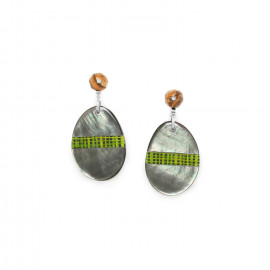 small earrings Mambe - Nature Bijoux