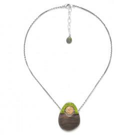 drop pendant necklace Mambe - Nature Bijoux