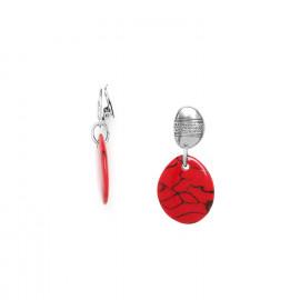 boucles d'oreilles clips Manakara - Nature Bijoux