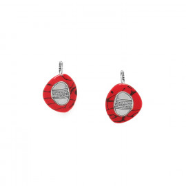 french hook earrings Manakara - Nature Bijoux