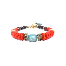 bracelet dégradé Pigments - Nature Bijoux