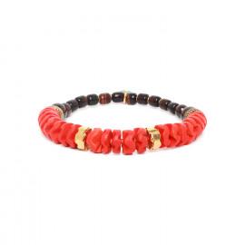 bracelet extensible Pigments - Nature Bijoux
