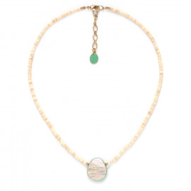 small necklace Seychelles - Nature Bijoux
