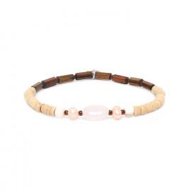 stretch bracelet Terre douce - Nature Bijoux