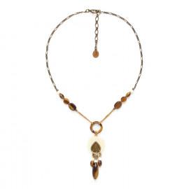 collier pendentif Varanasi - Nature Bijoux