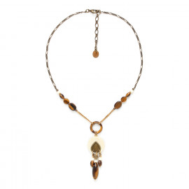 pendant necklace Varanasi - Nature Bijoux