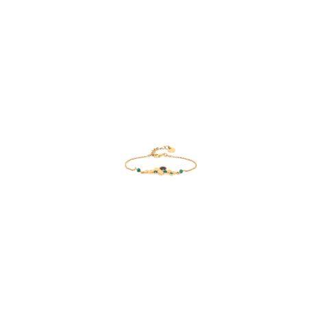 thin bracelet(verte) Becky