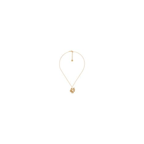 Y necklace(white) Becky