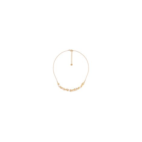 arc short necklace(white) Becky