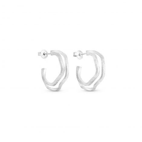 Earrings Curves