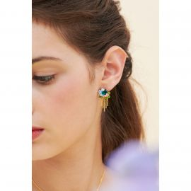 Post earrings Les nereides loves animal -