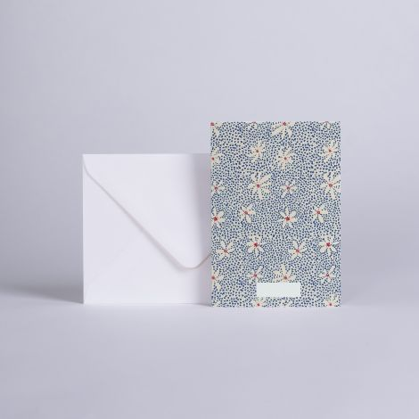 Message card Marguerite