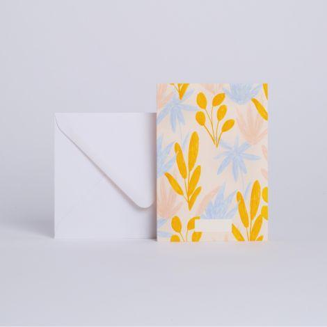 Message card Pampa