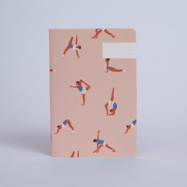Carnet de note Yoga - Season Paper