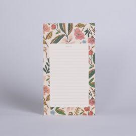 Bloc Note Herbier - Season Paper