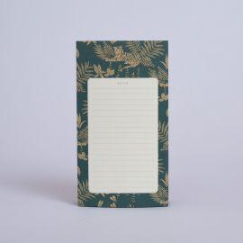 Bloc Note jungle Eémeraude - Season Paper