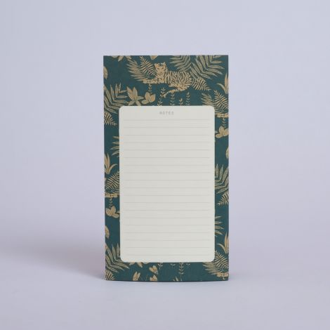 Notepad Jungle Emeraude